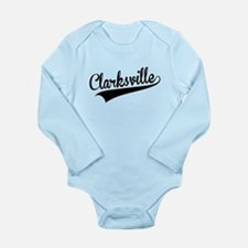Clarksville, Retro, Body Suit