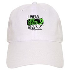 Dad Lymphoma Ribbon Baseball Cap