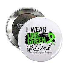 "Dad Lymphoma Ribbon 2.25"" Button (100 pack)"
