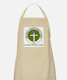 Never Forget - Enduring Freed BBQ Apron