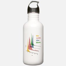 Go with the flow (cyto Water Bottle