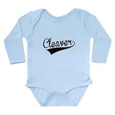 Cleaver, Retro, Body Suit