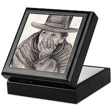 The Thinker Keepsake Box