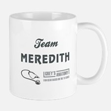 TEAM MEREDITH Mugs