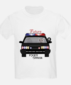 Future Police Officer T-Shirt
