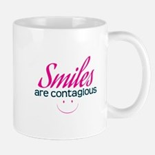 Smiles Are Contagious - Mugs