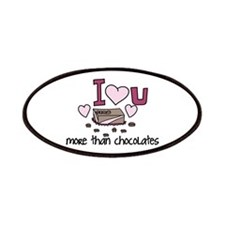 More Than Chocolates Patches