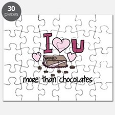More Than Chocolates Puzzle