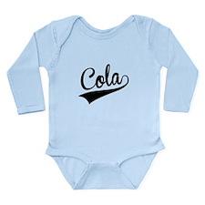 Cola, Retro, Body Suit