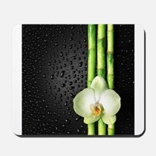 Bamboo Orchid Mousepad