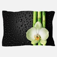 Bamboo Orchid Pillow Case