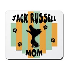 Jack Russell Terrier Mom Mousepad