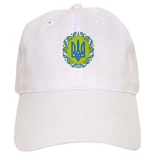 Ukrainian Trident Baseball Cap