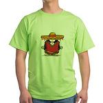 Fiesta Penguin Green T-Shirt
