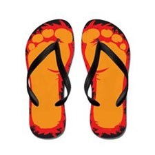 Bigfoot Feet Flip Flops