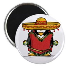 Fiesta Penguin Magnet
