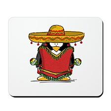 Fiesta Penguin Mousepad