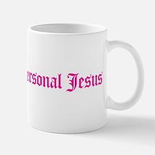 Justin is my personal Jesus Mug