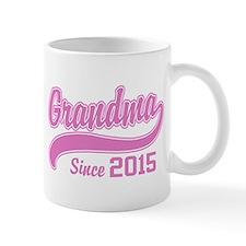 Grandma Since 2015 Mug