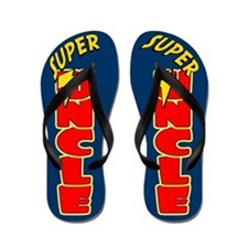Super Uncle Flip Flops