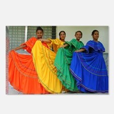 Rainbow Dancers Postcards (Package of 8)