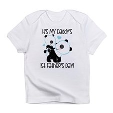 1st Fathers Day Infant T-Shirt