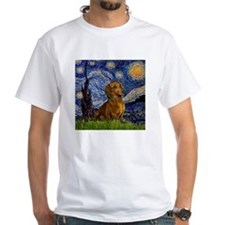 TILE-Starry-Dachs1 T-Shirt