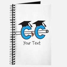 Text Option Cross Country Grad Journal