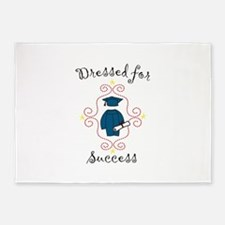 Dressed for Success 5'x7'Area Rug