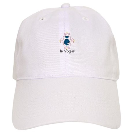 In Vogue Baseball Cap