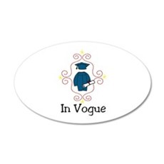 In Vogue Wall Decal
