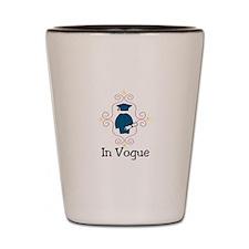 In Vogue Shot Glass