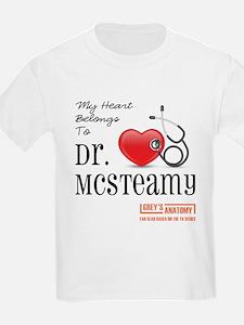DR. McSTEAMY T-Shirt