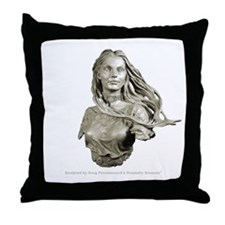 Pocahontas Throw Pillow