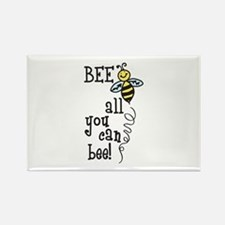 BEE all you can bee! Magnets