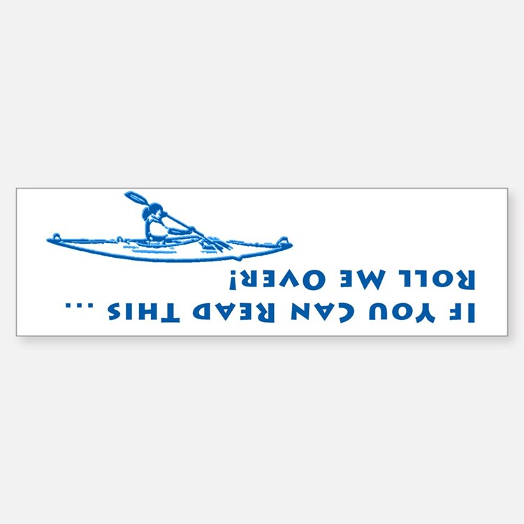 Custom Bumper Car Car Sticker