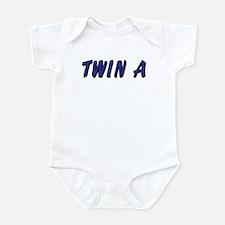 Baby Blue A Twin Infant Bodysuit