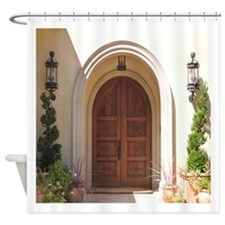Heavenly Arch Shower Curtain