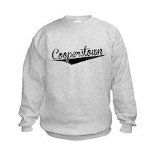 Cooperstown, Retro, Sweatshirt
