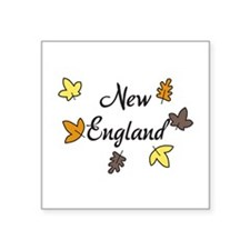 New England Sticker