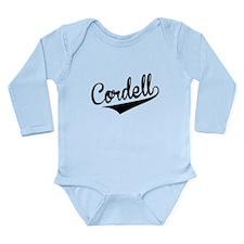 Cordell, Retro, Body Suit