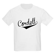 Cordell, Retro, T-Shirt