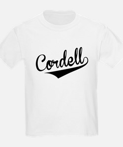 Cordell, Retro, T-Shirt