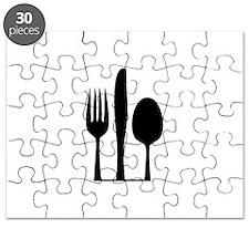 Silverware Puzzle