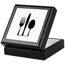Silverware Keepsake Box
