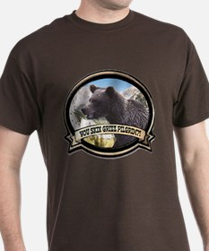 Can you skin Griz bear hunter T-Shirt