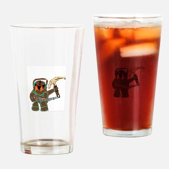 Nautilus Drinking Glass