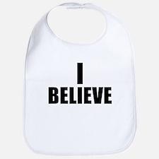 I Believe Playoffs Bib