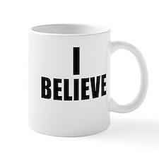 I Believe Playoffs Mug
