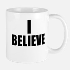 I Believe Playoffs Small Small Mug